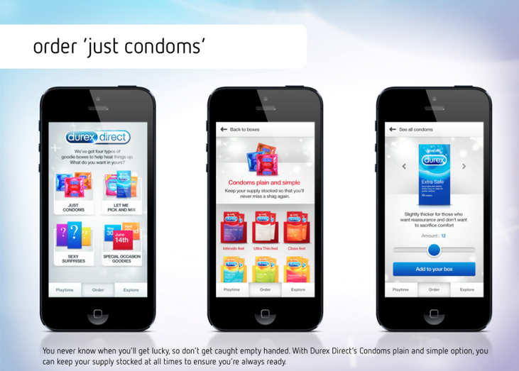 Durex Direct 3